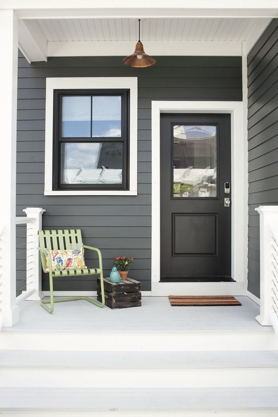 siding color trends grey house examle